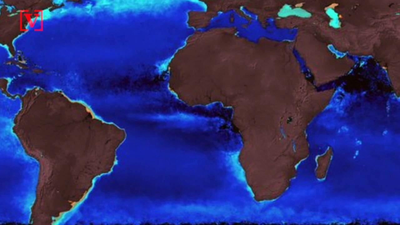 Earth Now Has a Fifth Ocean