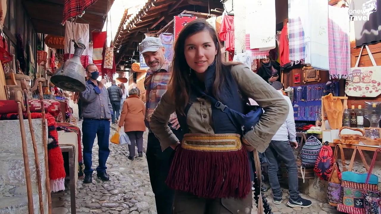 The cosmic egg hat: Is this Albanian hat about to catch on?