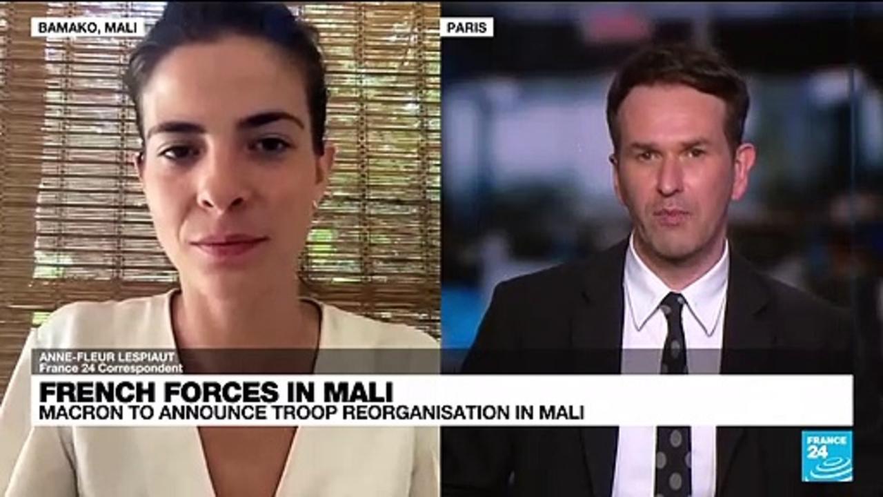 Macron to announce troop reorganisation in Mali