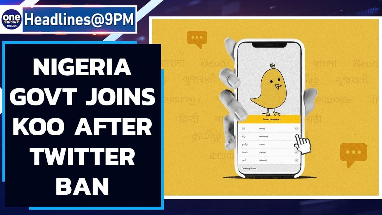 Nigeria govt joins Indian-made Koo app as country bans Twitter | Oneindia