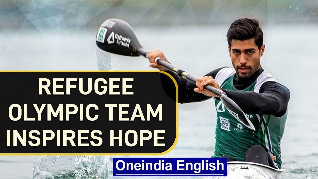 Refugee Olympic team inspires hope: Iranian refugee Saeid Fazloula tells his story| Oneindia News