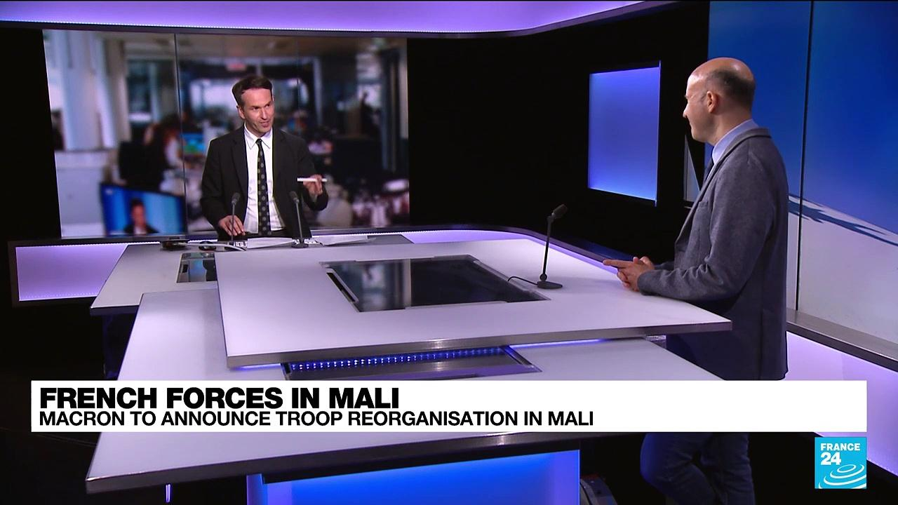 France to announce troop reduction in Sahel operations