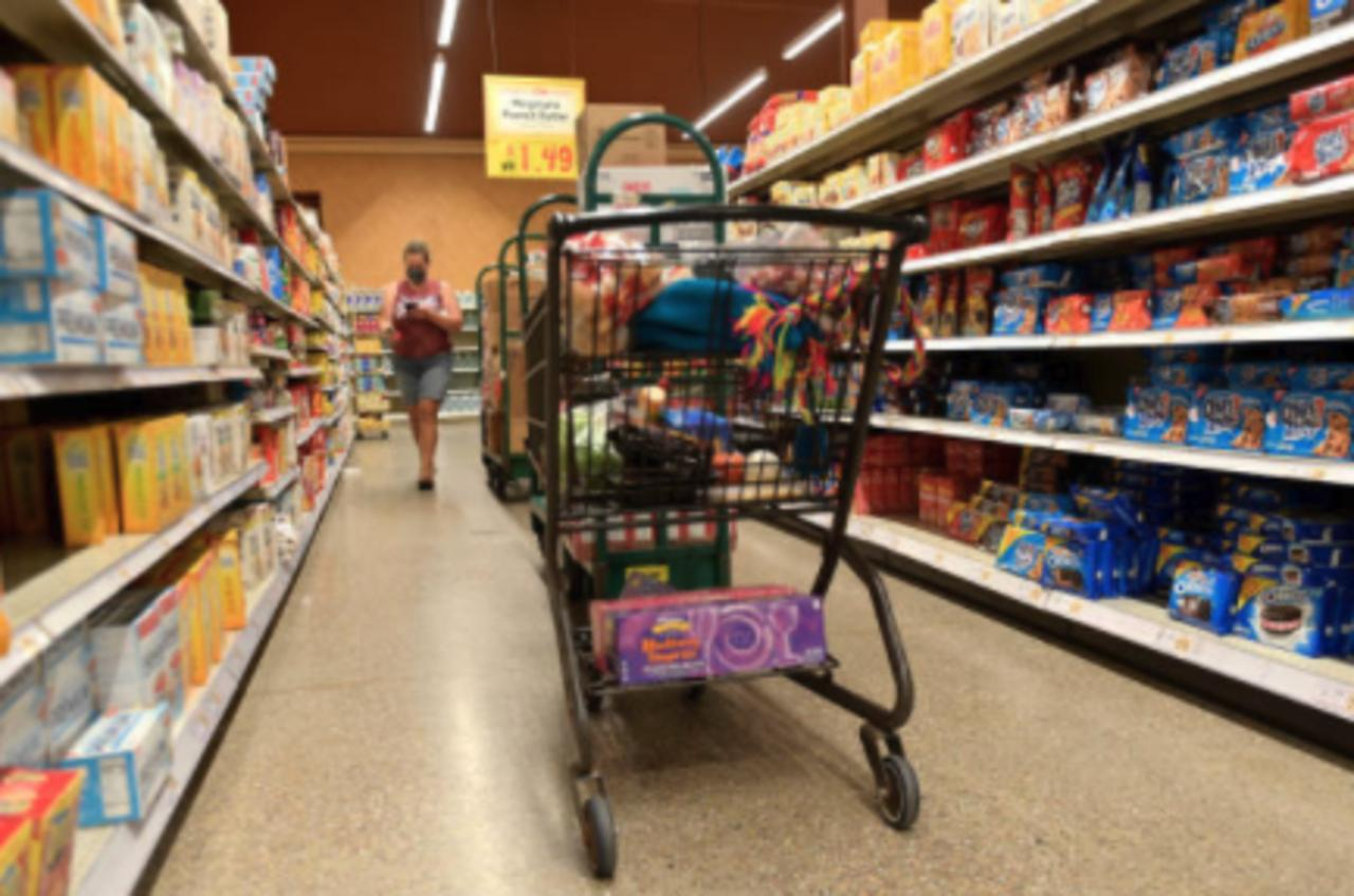 Consumer Prices Jumped 5 Percent in May, According to Labor Department