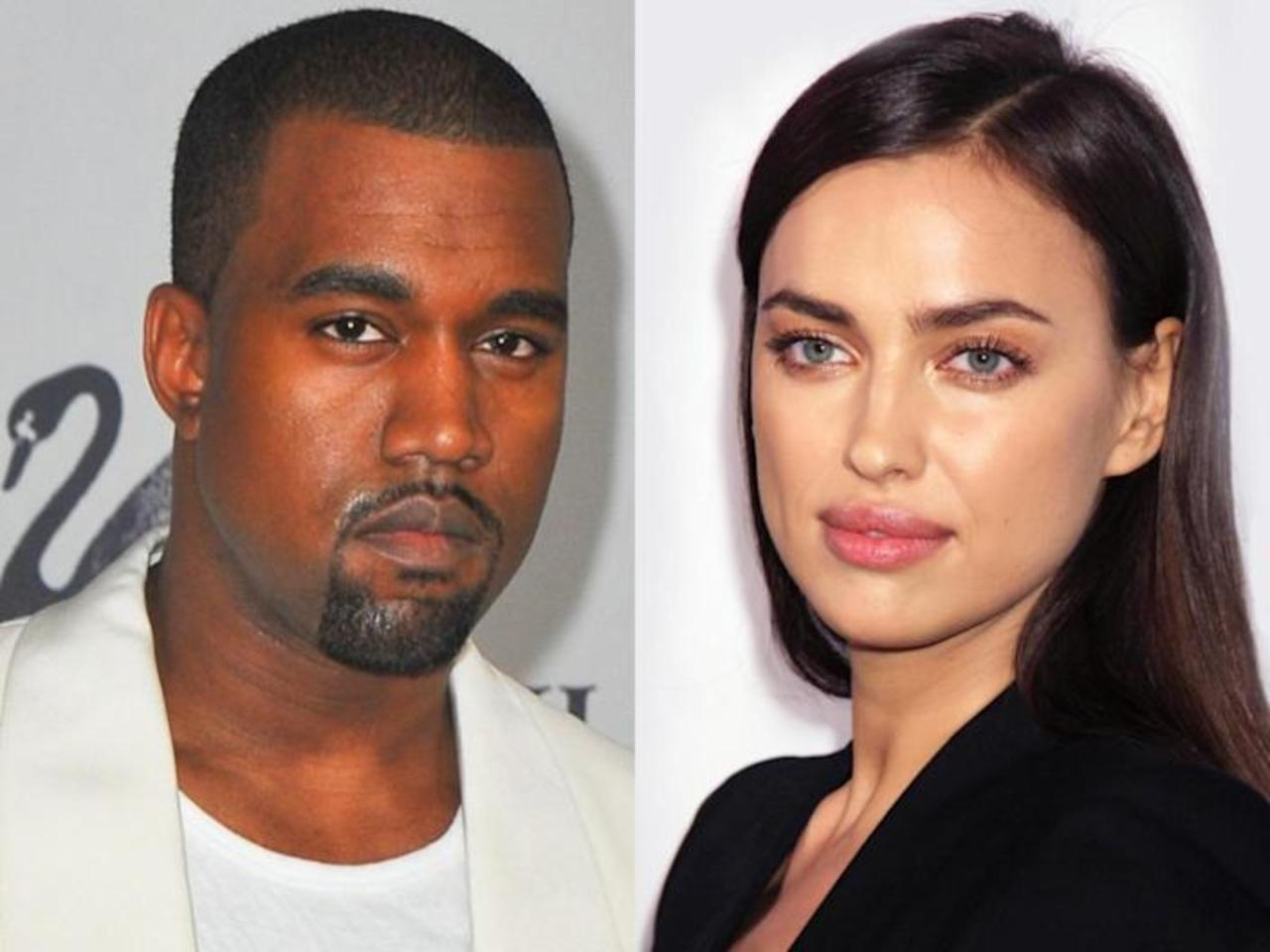Kanye West's Relationship With Irina Shayk May Not Be Such a New Thing