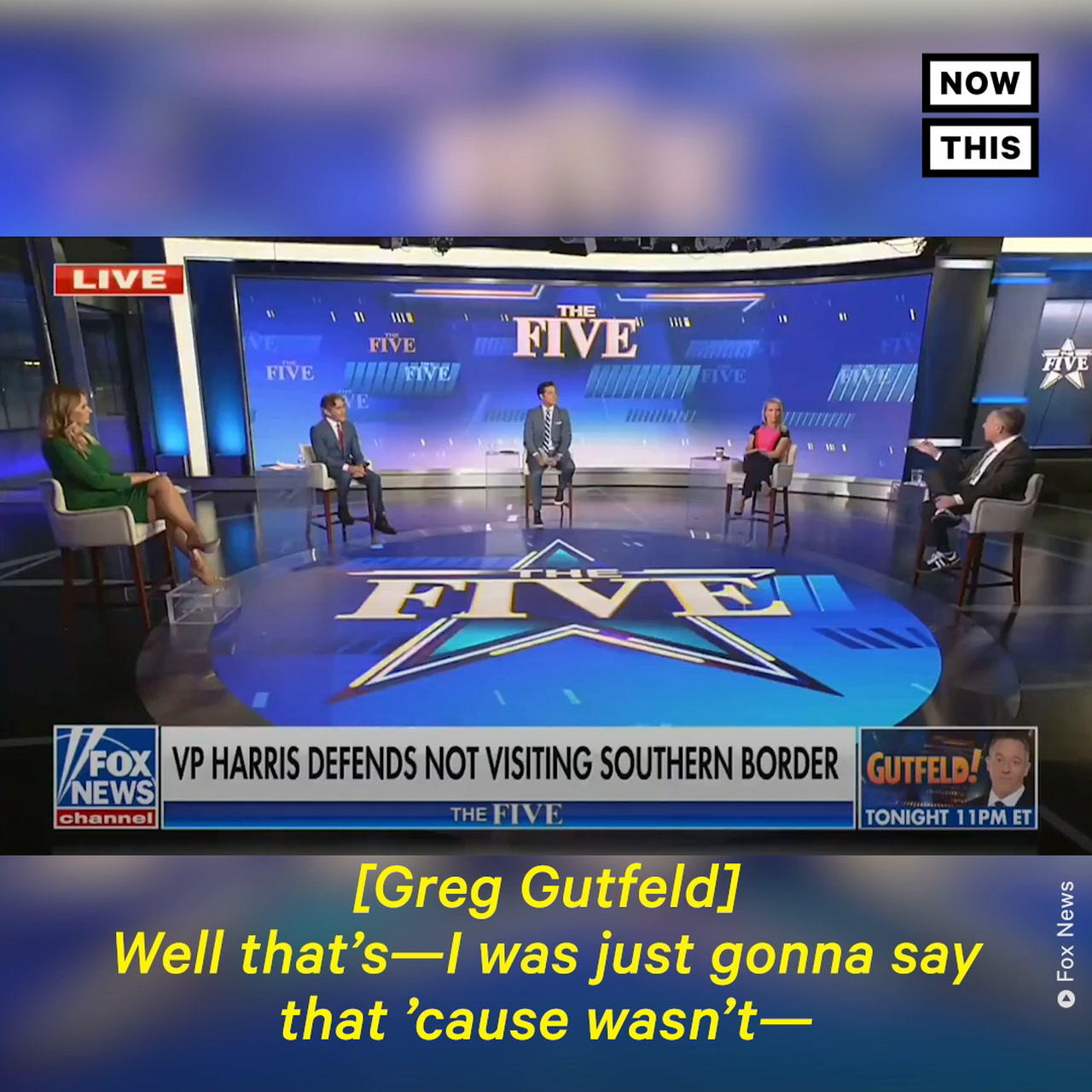 Fox News Host Makes Racist, Sexist Remarks about Kamala Harris