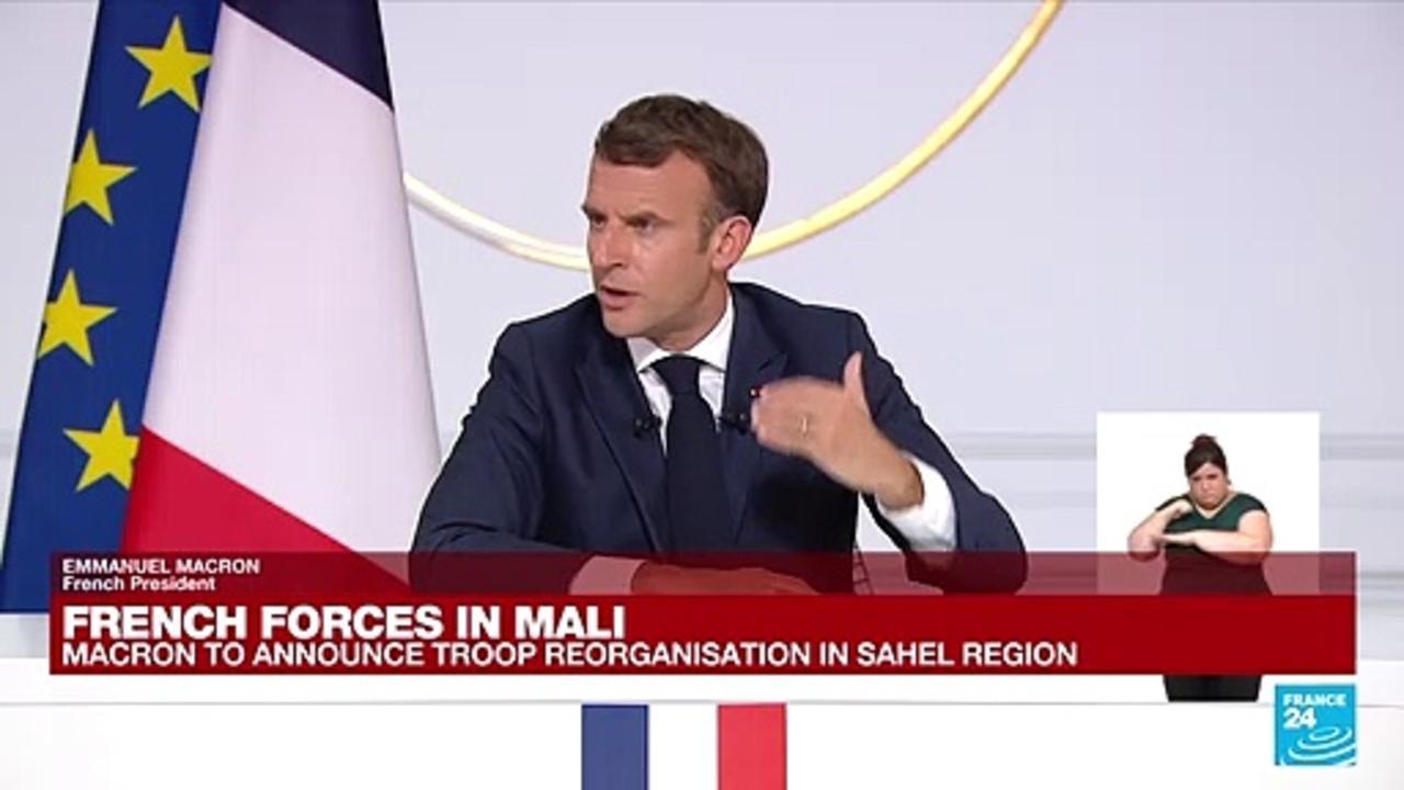 France to announce Sahel troop cut