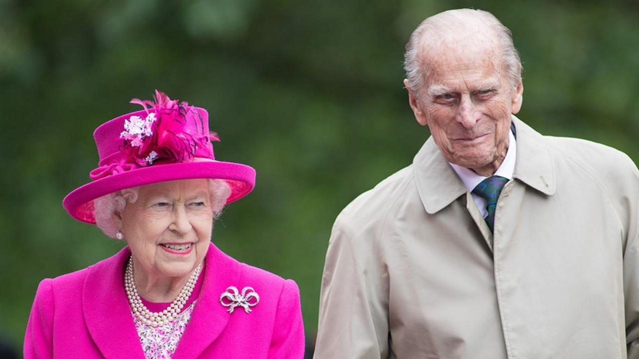 Queen Elizabeth II Receives New Breed of Rose To Honor Late Prince Philip's 100th Birthday