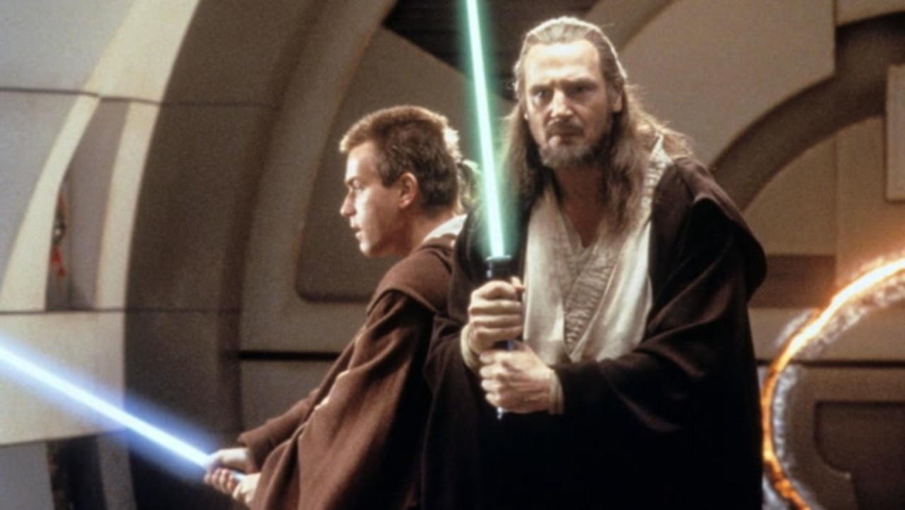 Liam Neeson Shuts Down Rumors That He's in The Disney+ 'Obi-Wan Kenobi' Series   THR News