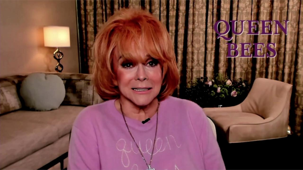 """Ann-Margret and Loretta Devine star in QUEEN BEES: """"It is never too late to find love and new friends"""""""