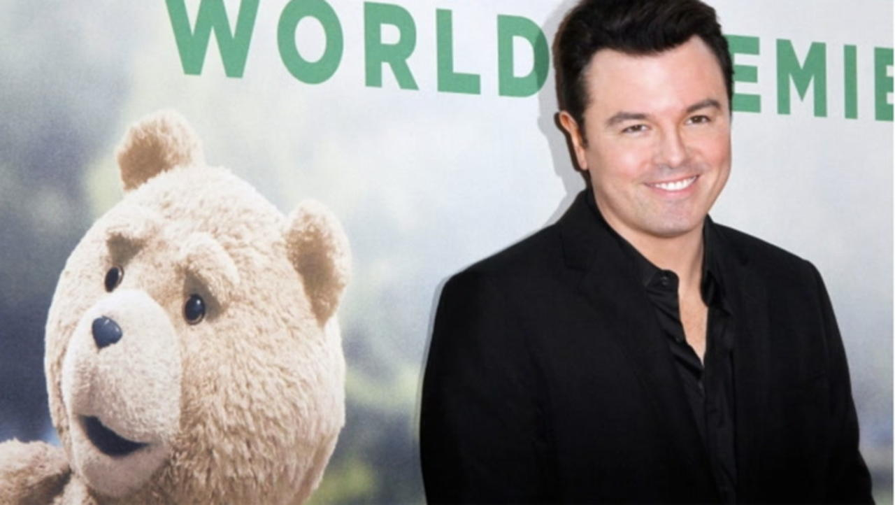 Seth MacFarlane's 'Ted' Live-Action TV Prequel Series is Headed to Peacock  | THR News