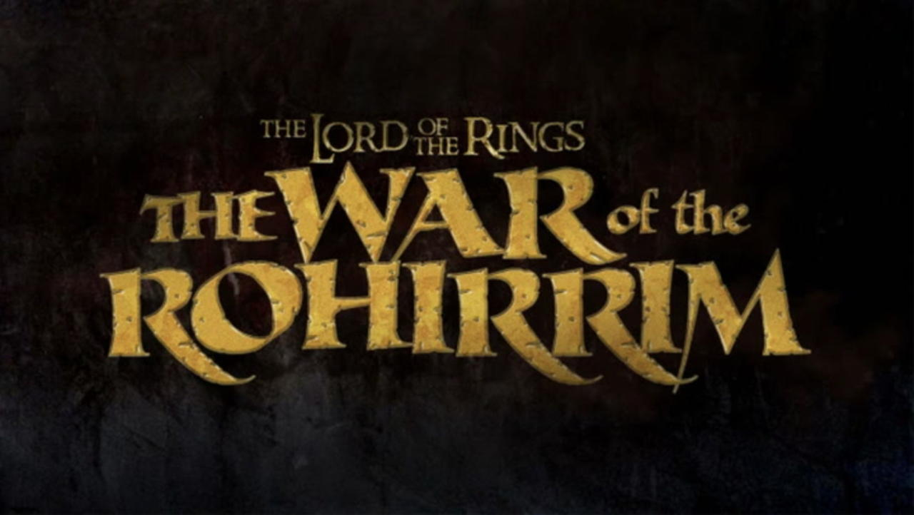 'Lord of the Rings' Anime Movie 'The Lord of the Rings: The War of the Rohirrim' in the Works  | THR News