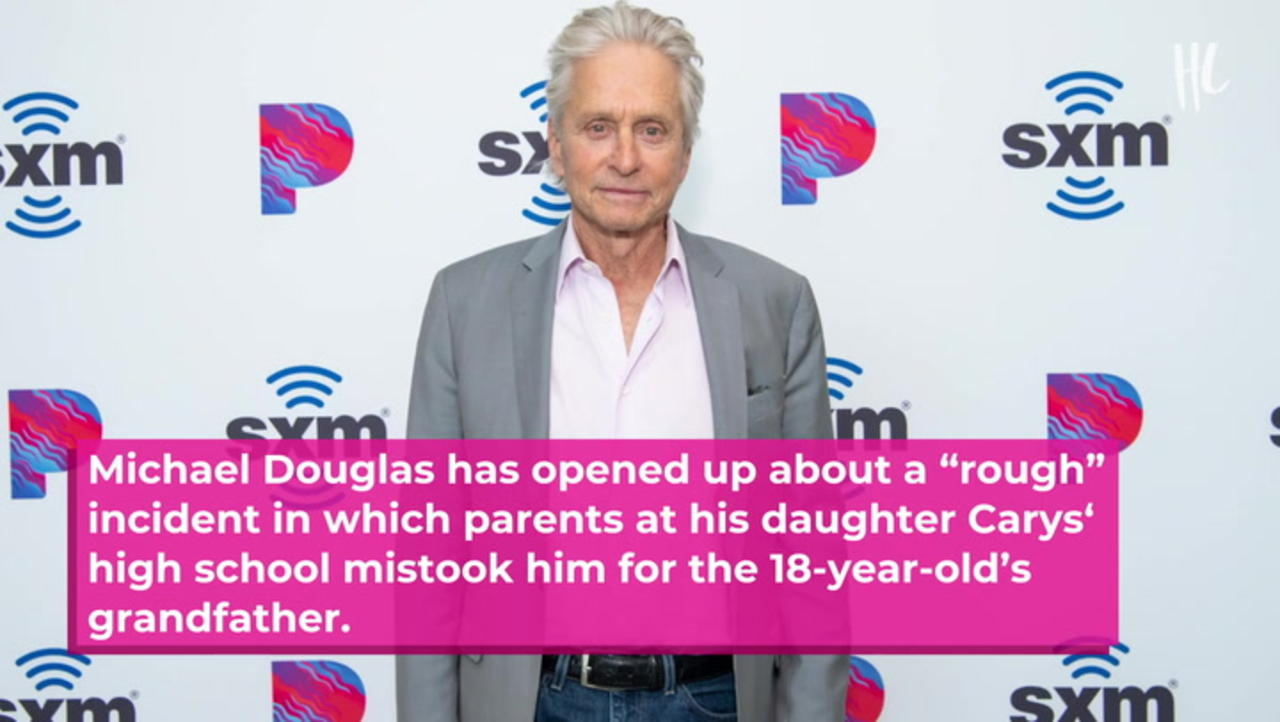 Michael Douglas, 76, Embarrassed After He's Mistaken For His Daughter Carys' Grandfather