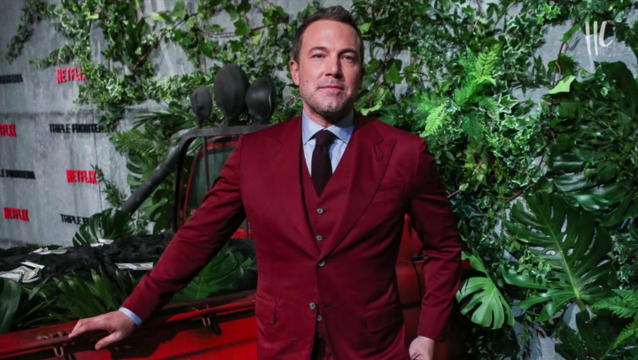 Ben Affleck Joined By J.Lo's Mom