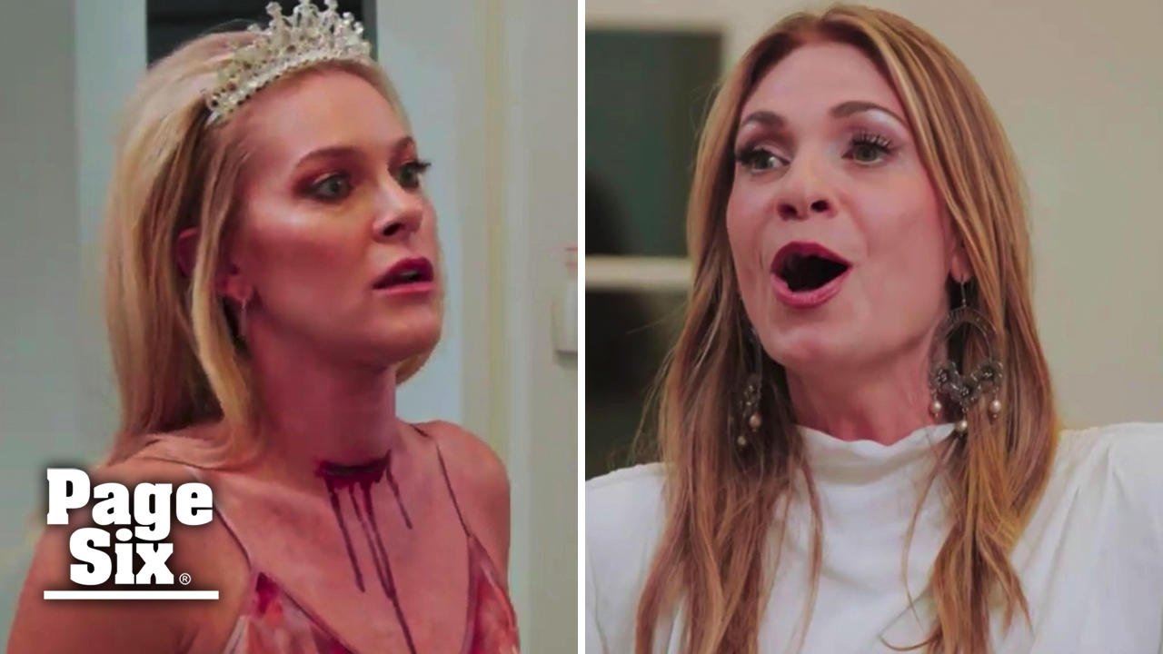 Leah McSweeney calls Heather Thomson 'white feminism 101' in 'RHONY' feud