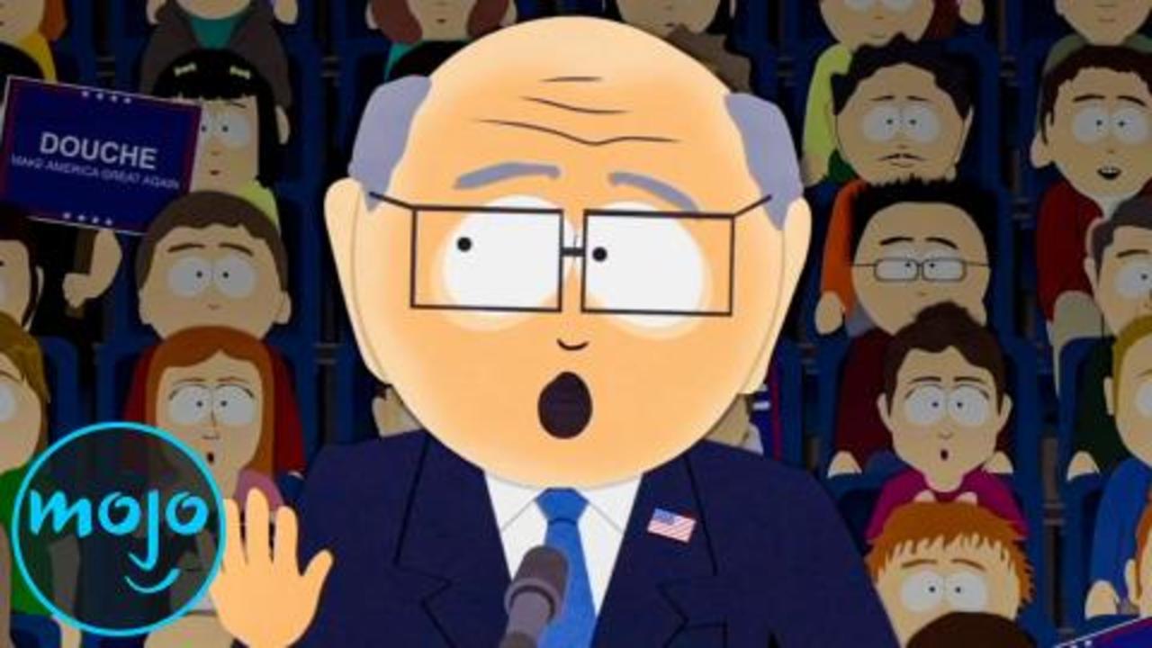 Top 10 Best Mr. Garrison Moments on South Park