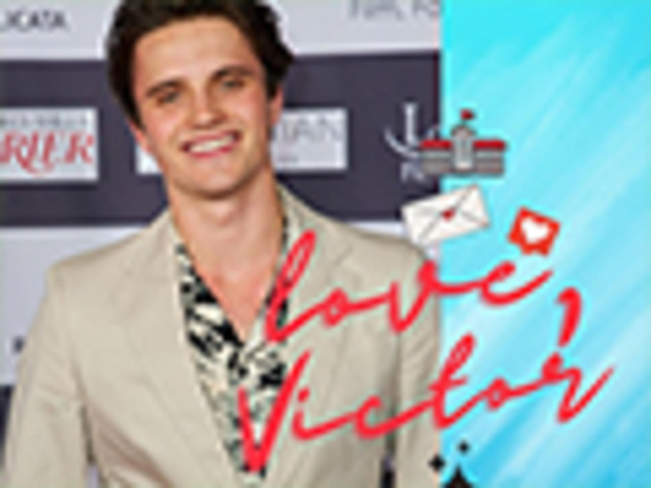 Love, Victor Star Talks Season 2 Victor & Benji
