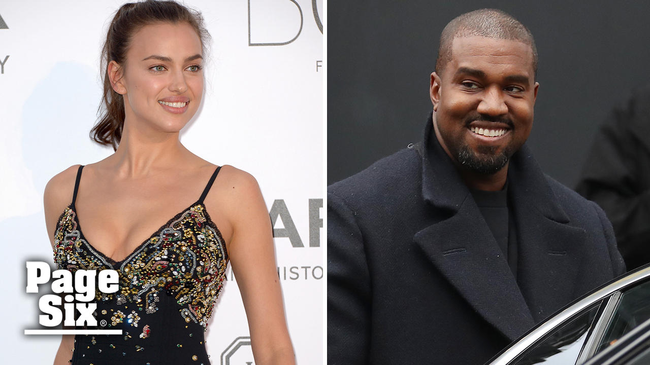 Kanye West and Irina Shayk are dating: They're 'into each other'