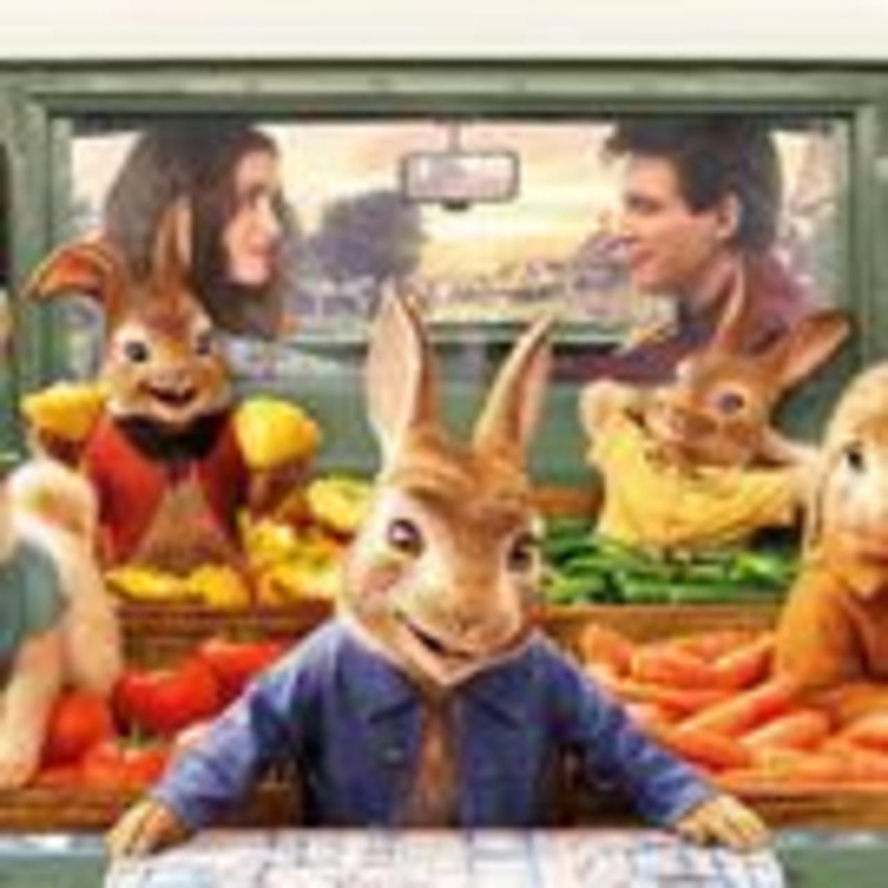 Peter Rabbit 2: The Runaway: Video Review