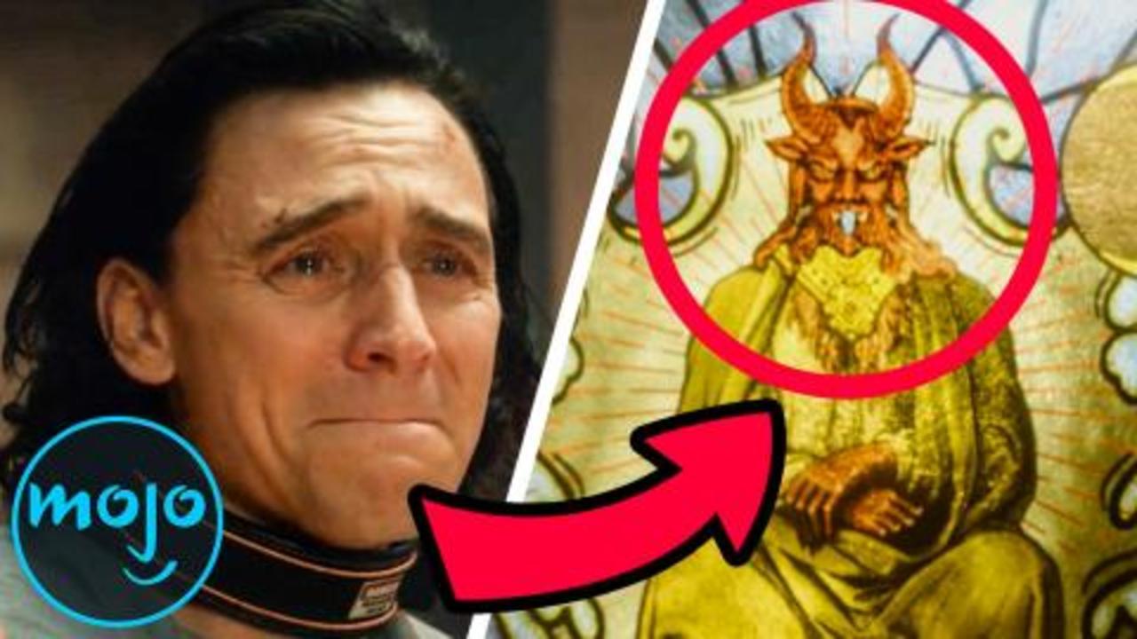 Top 10 Things You Missed in Loki Episode 1