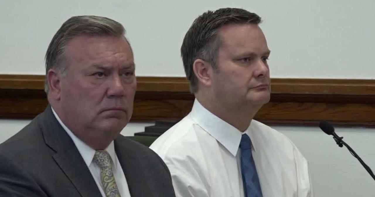 Chad Daybell pleads not guilty to charges in court