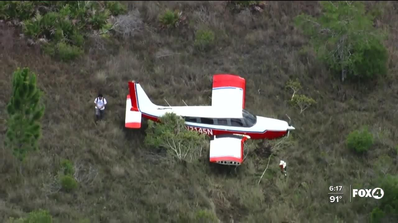 911 call released in small plane crash