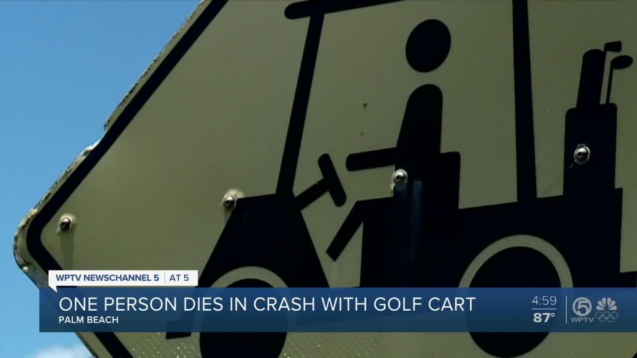 Deadly golf car crash on Palm Beach raises traffic concerns