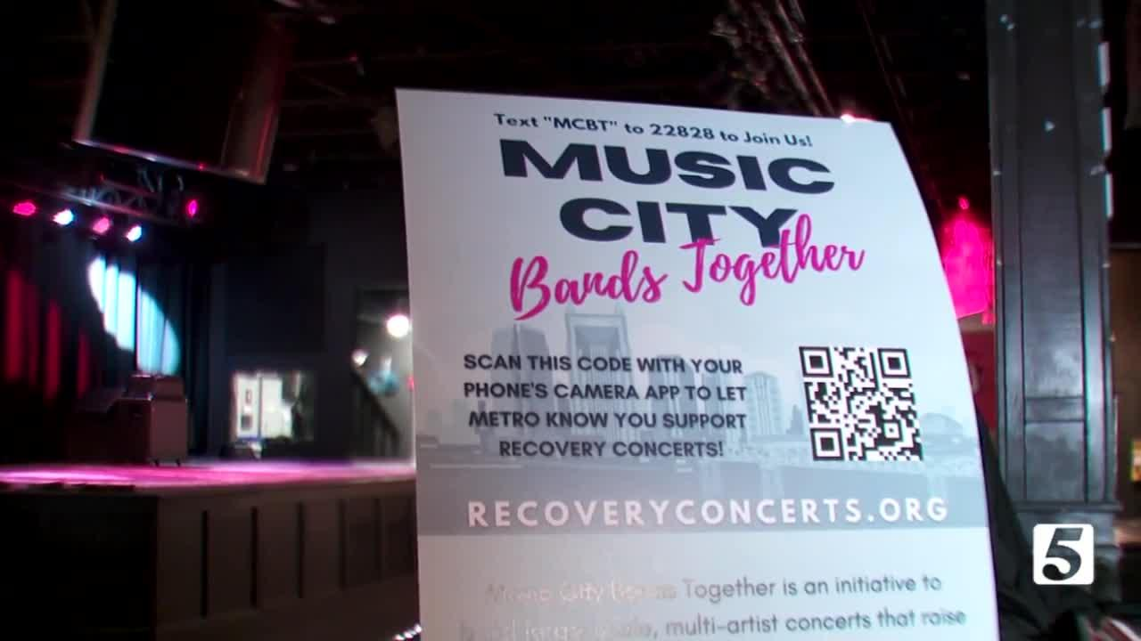 'We need a party.' Group proposing recovery concert for Nashville's music industry