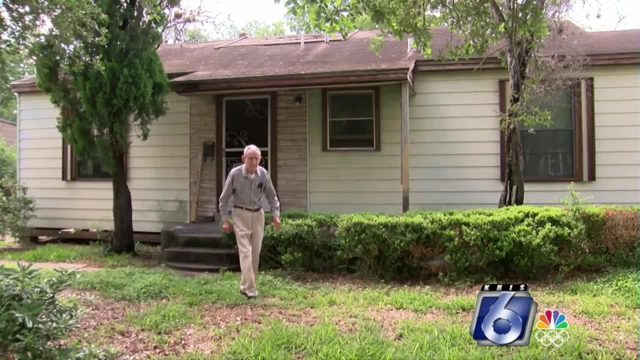 Help for veteran whose home needed repairs