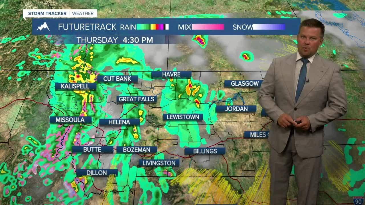 Weather for 06/09/21 with  Curtis Grevenitz