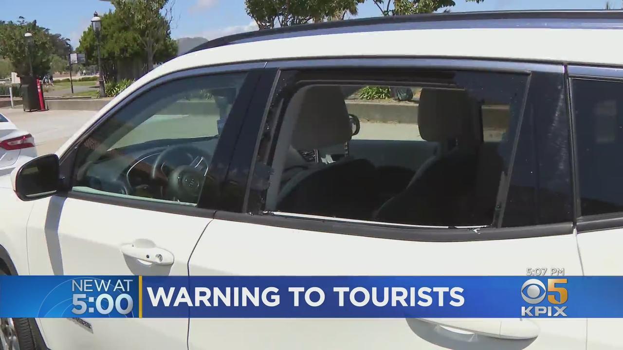 As Tourism Returns, Vehicle-Break Ins Rising In San Francisco