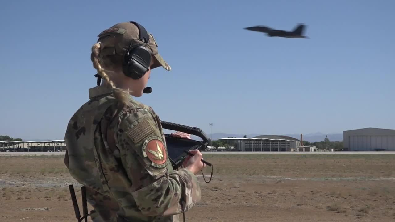 366th Fighter Wing hosts Gunfighter Flag at Mountain Home Air Force Base