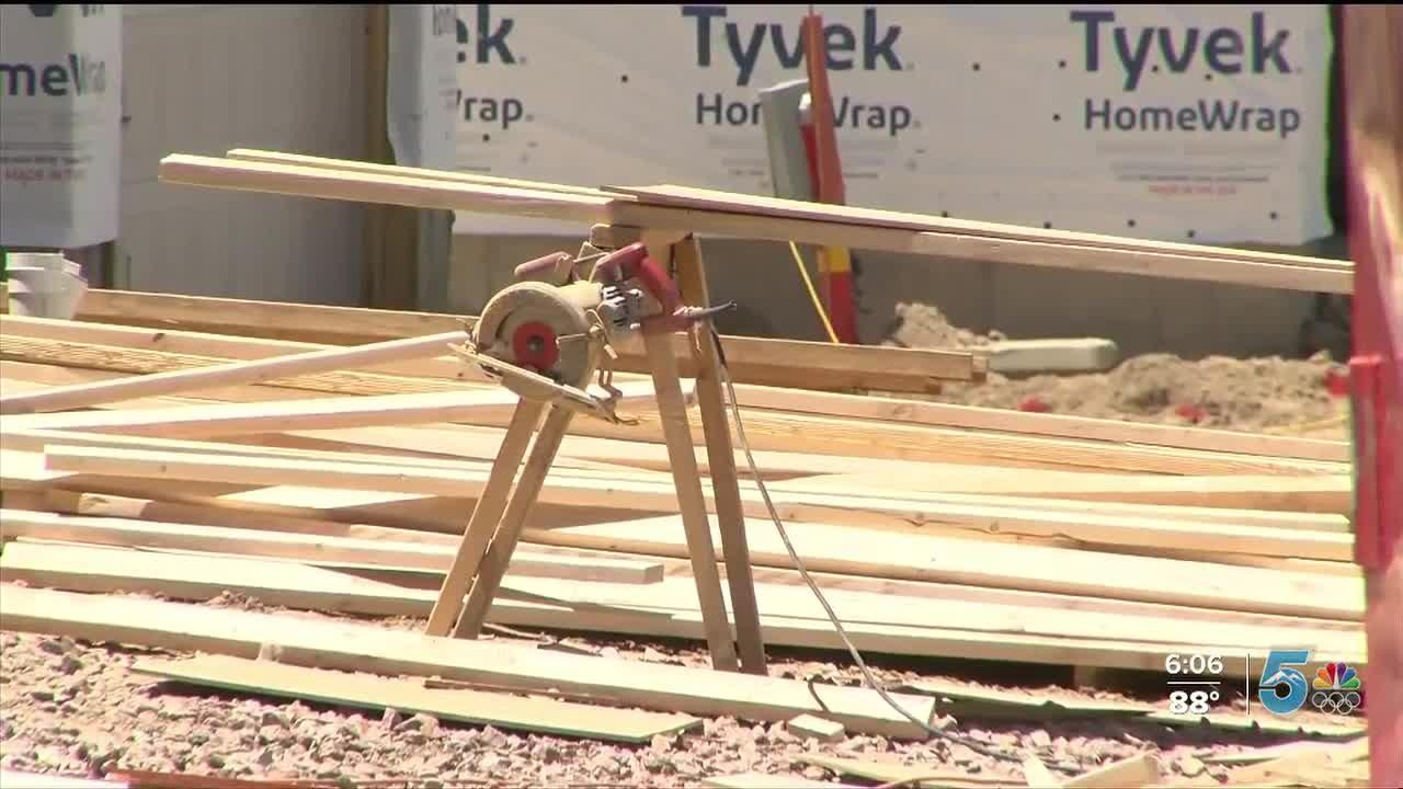 With material costs soaring, construction site thefts are on the rise