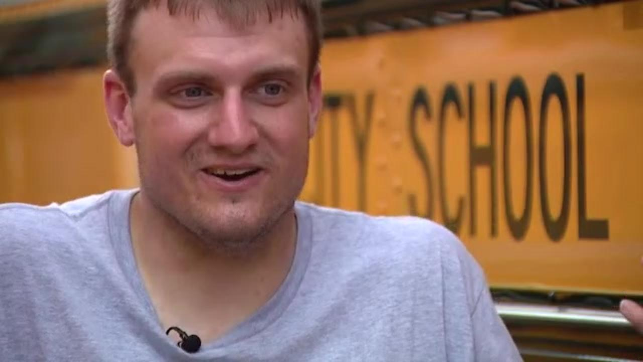 School bus driver gives letters of encouragement to students after challenging school year