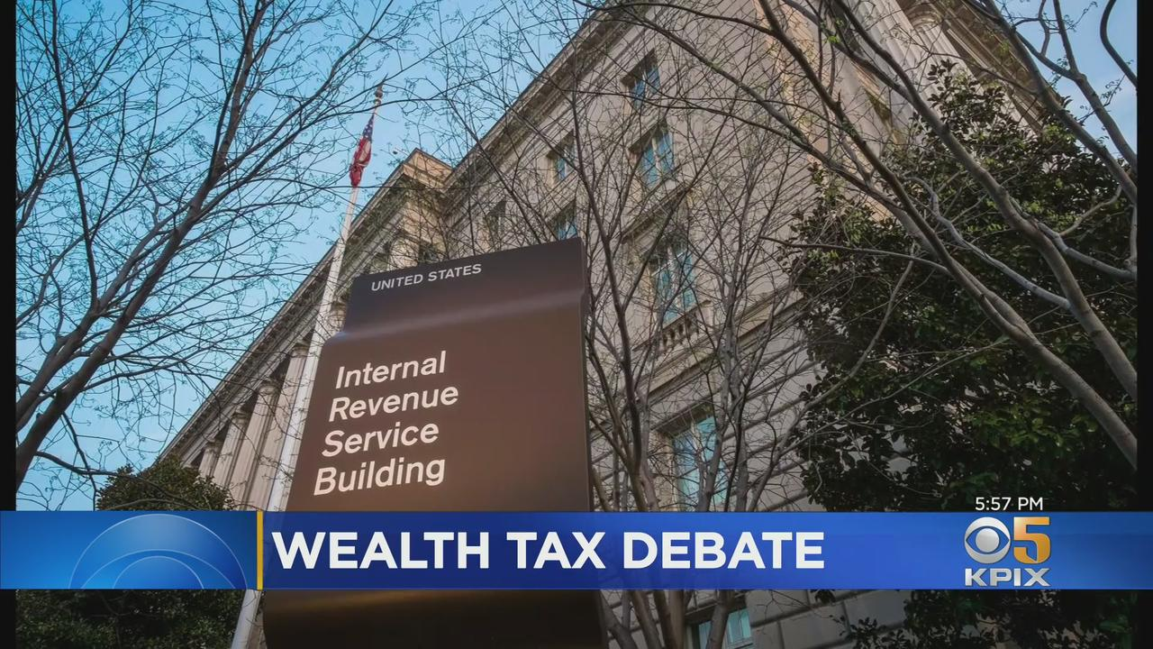 Bay Area Lawmaker Calls For Wealth Tax Amid Report On How Some Wealthy Americans Avoid Taxes