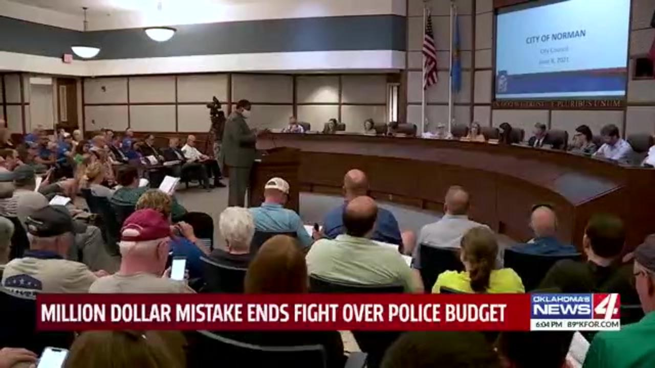 City in Oklahoma uses extra million dollars found in budget to fund mental health response team