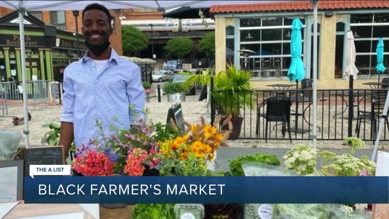 Woman brings merchants, growers together with Black Farmer's Market