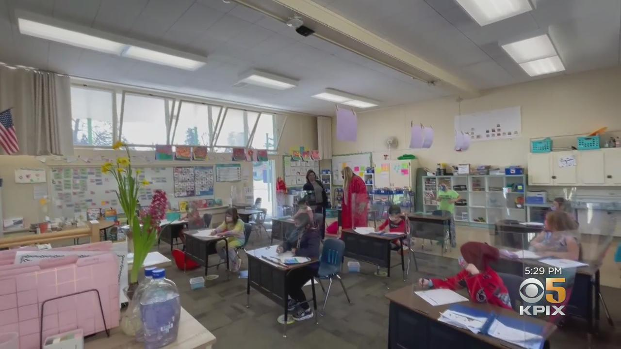 COVID: UCSF Experts Urge Return To School Citing Harmful Effects Of Pandemic On Children
