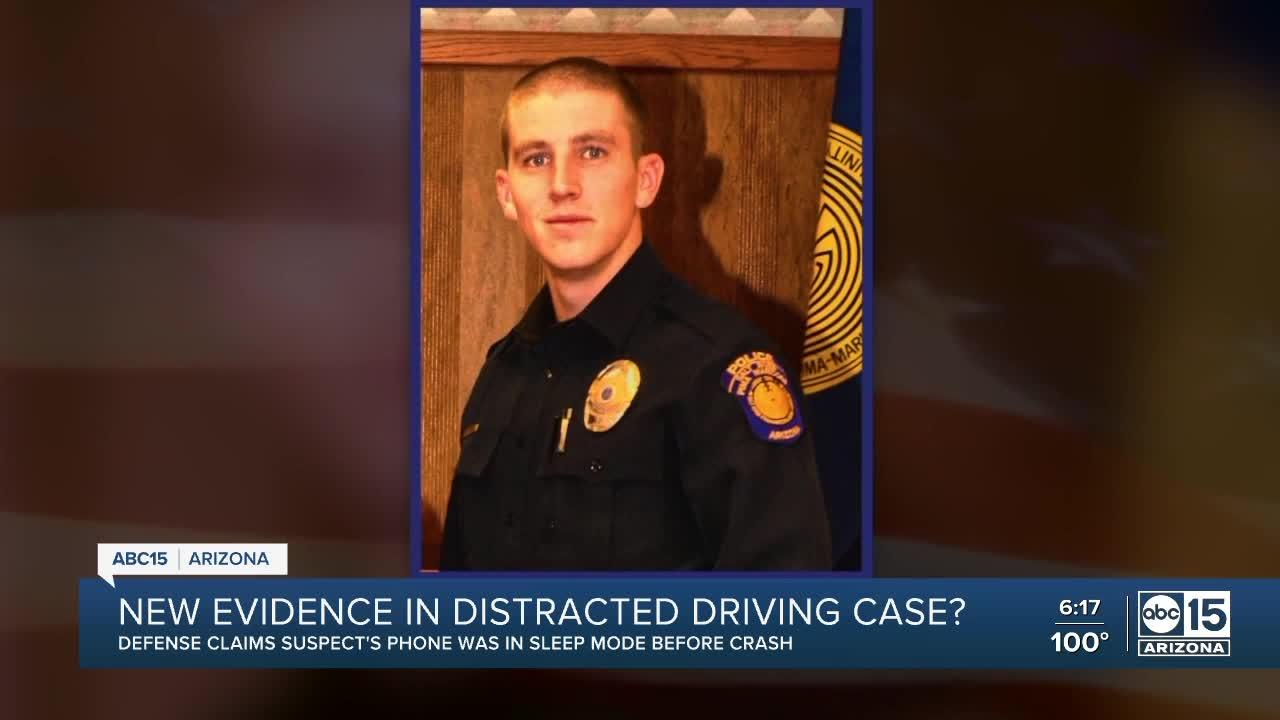 New evidence presented in distracted driving case