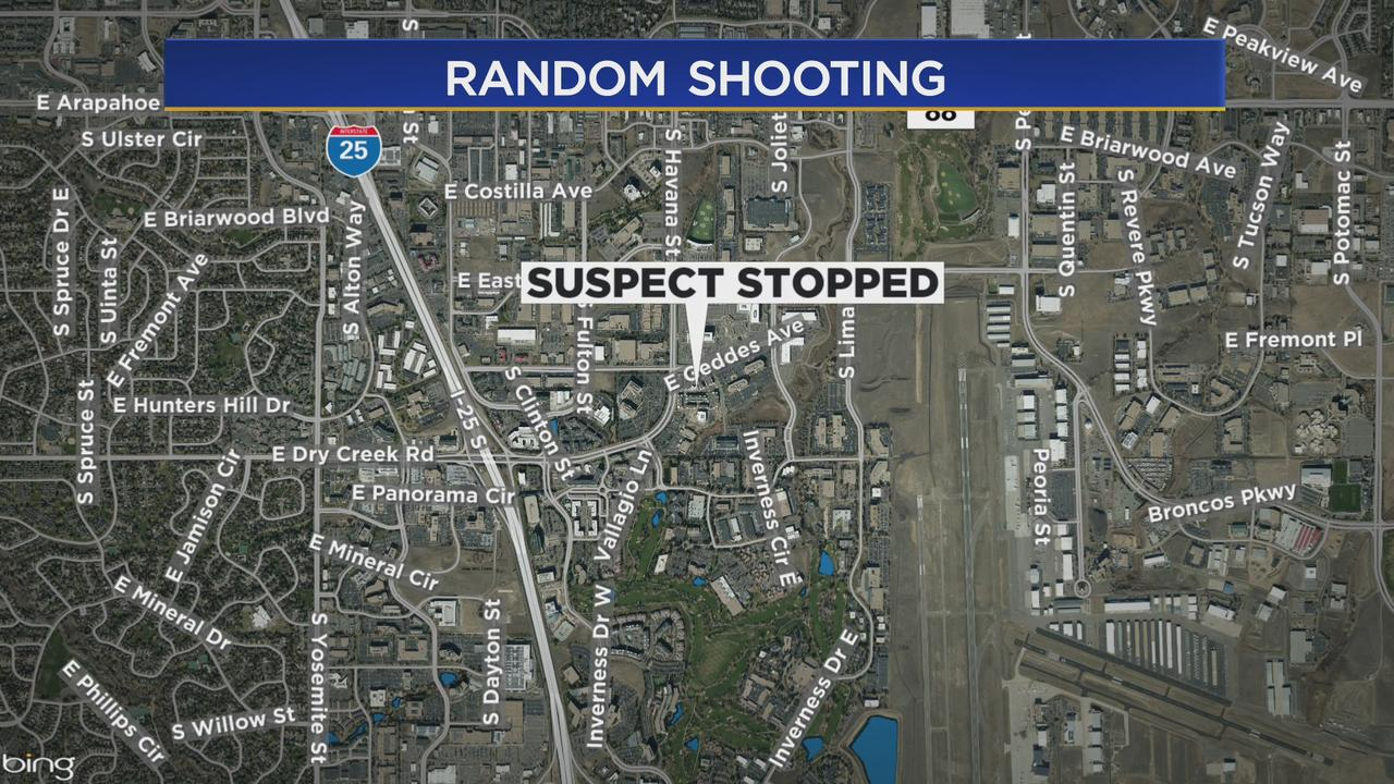 Man Arrested, Accused Of Shooting While Driving, 1 Man Injured