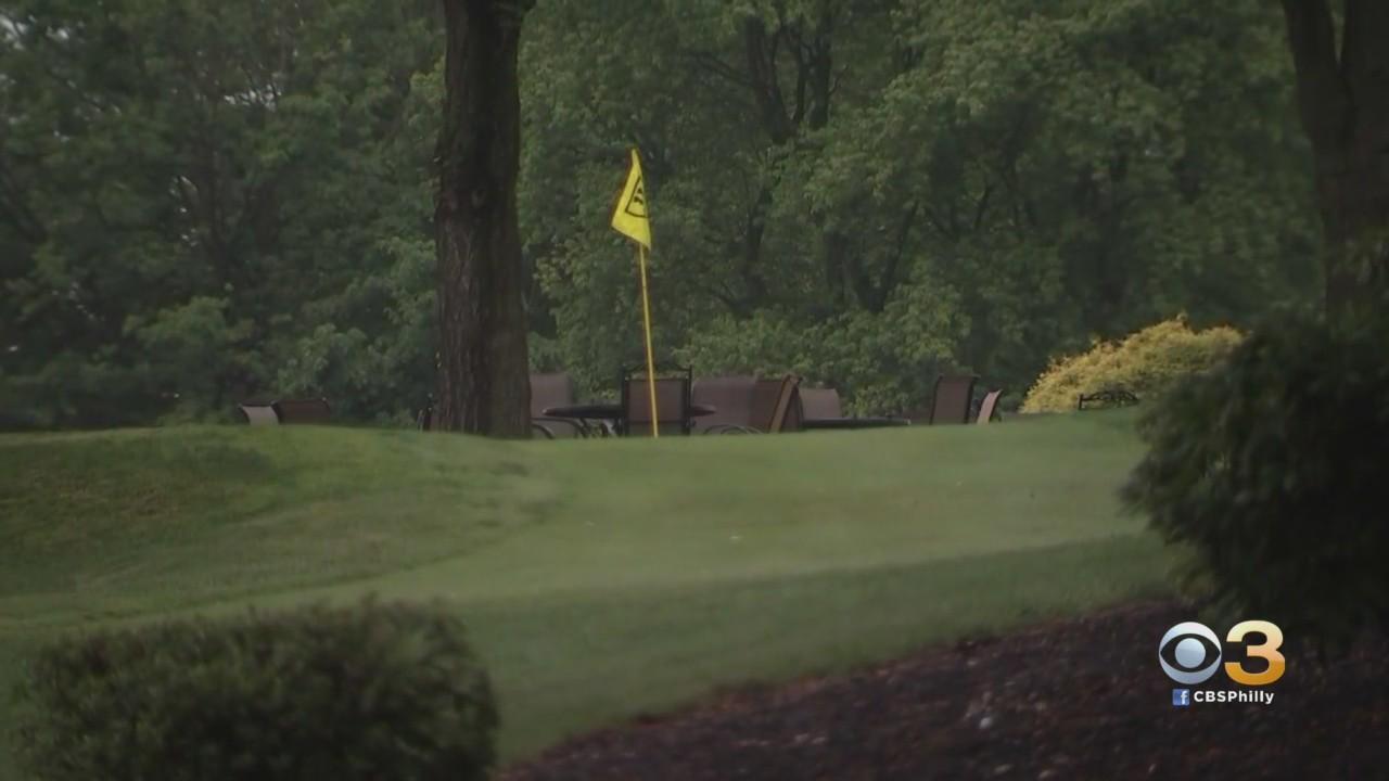 Golfer Killed By Lightning Strike At Burlington Country Club