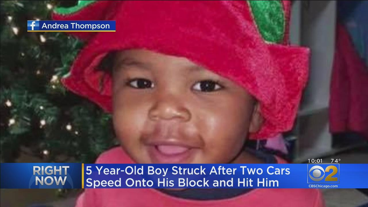 5-Year-Old Boy Hit By Car In Aftermath Of Chatham Road Rage Incident