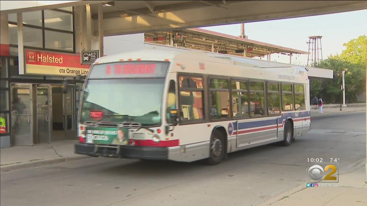Transit Union Head Says Crime In Chicago Has Left CTA Drivers Unsafe