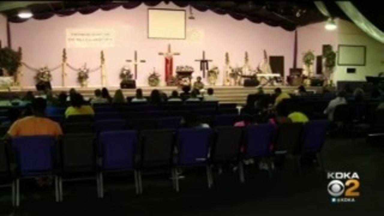 Rally And Prayer Vigil Against Gun Violence Held In Pittsburgh