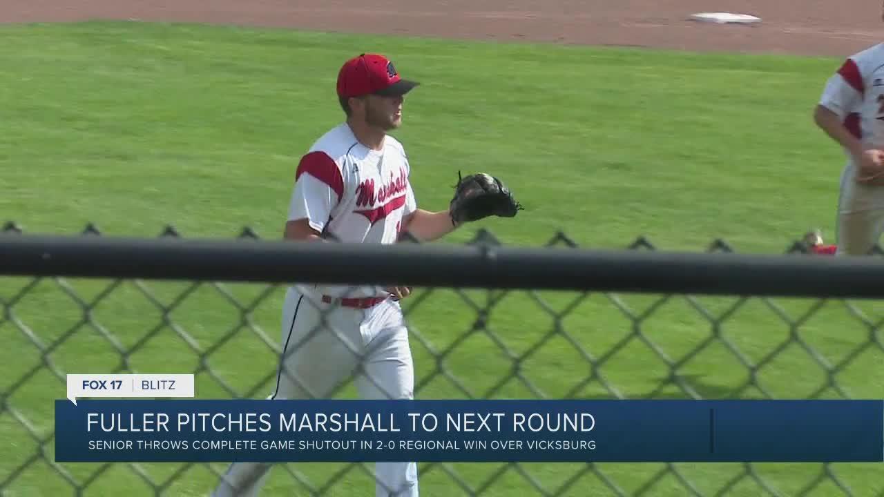Marshall 2, Vicksburg 0