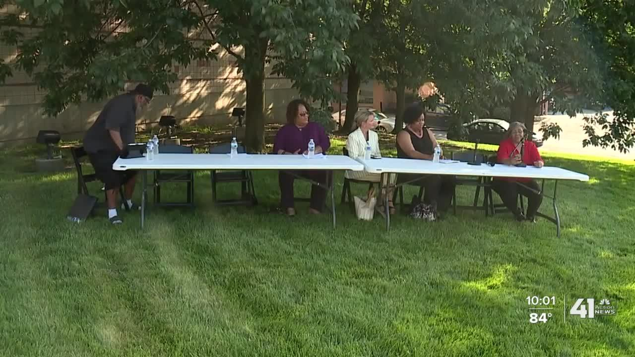 'We need to come together': KCMO east side town hall discusses KCPD funding reallocation