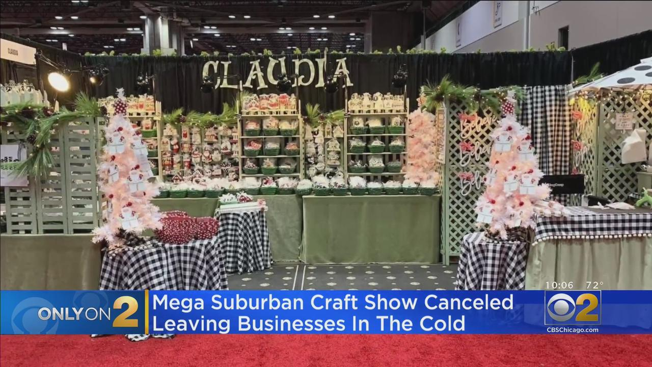 Major Suburban Craft Show Canceled; Artists, Nonprofit Left In The Cold