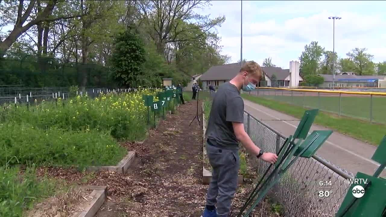 Gardening Helps Teen with Disabilities Learn Work Skills