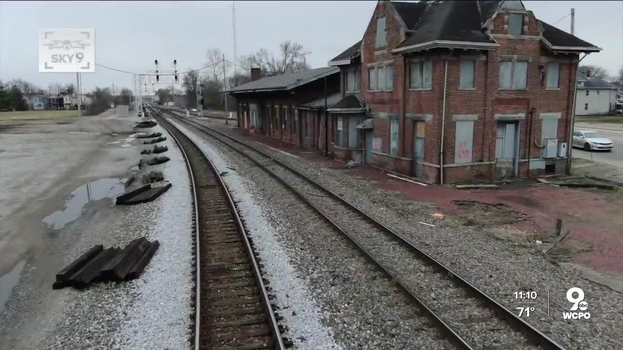 History comes at a high price in regards to Hamilton's historic train station