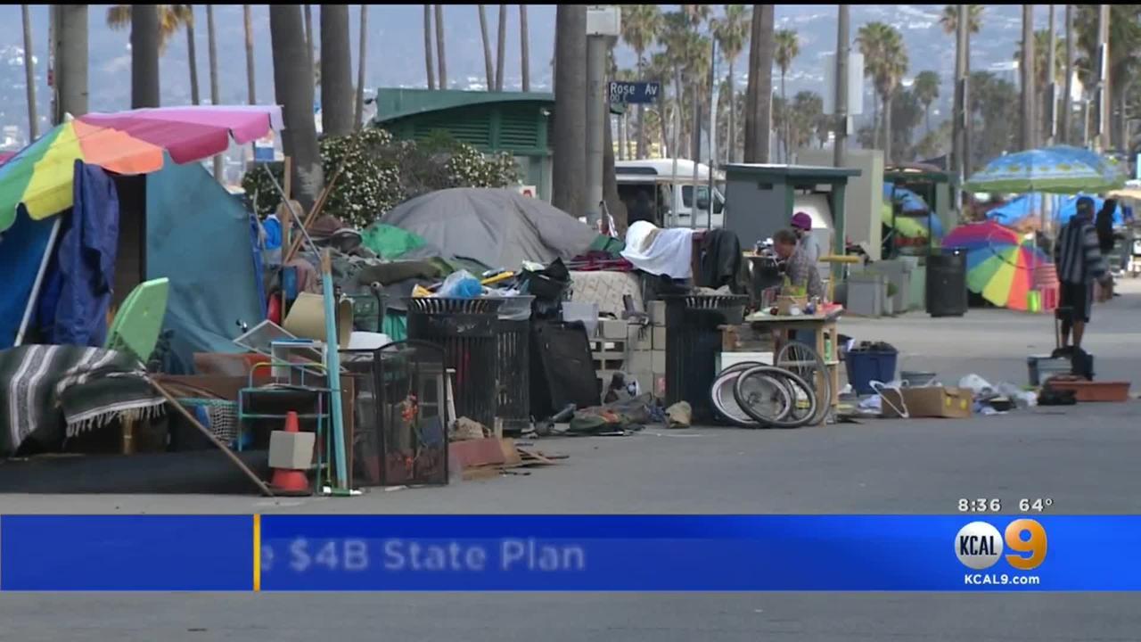 Mayor Garcetti Praises State Plan To Help Homelessness