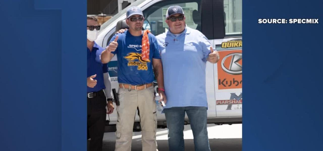 Bricklaying champion crowned in las Vegas